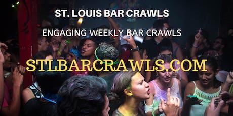 St. Louis Weekly Bar Crawls & Boat Bar Crawls tickets