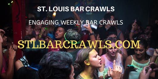 St. Louis Weekly Bar Crawls & Boat Bar Crawls