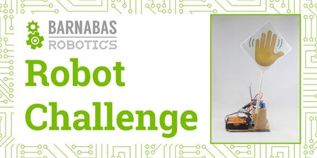 Robot Challenge Workshop (K-6th Grade) tickets