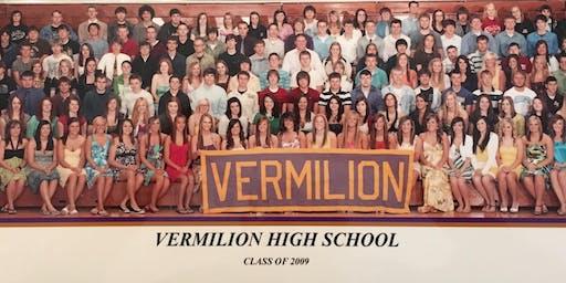 VHS Class of '09 Ten Year Reunion