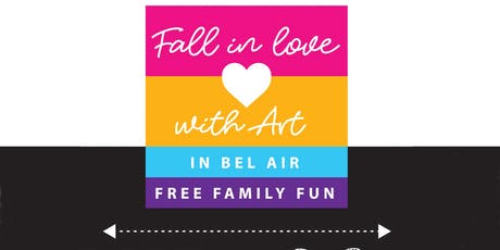 Fall in Love with Art in Bel Air tickets
