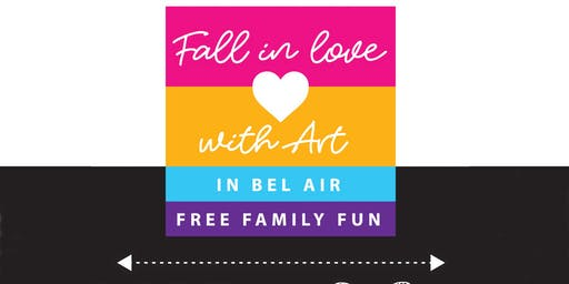 Fall in Love with Art in Bel Air