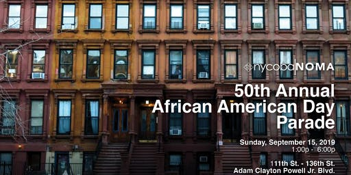 50th Annual African American Day Parade