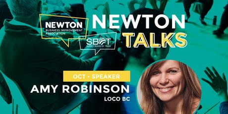 Newton Talks | October 2019 tickets