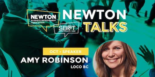 Newton Talks | October 2019
