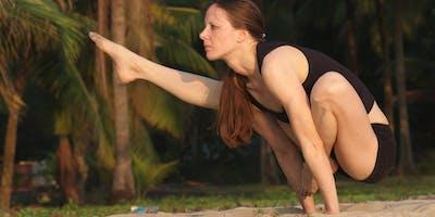 Yoga Teacher Training Retreat in Mexico with Caroline Klebl
