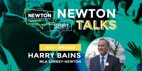 Newton Talks | November 2019 tickets