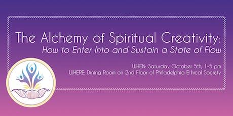 The Alchemy of Spiritual Creativity tickets