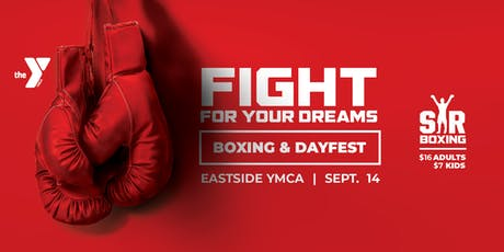 Fight for your Dreams tickets