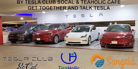 Tesla's & Tea tickets