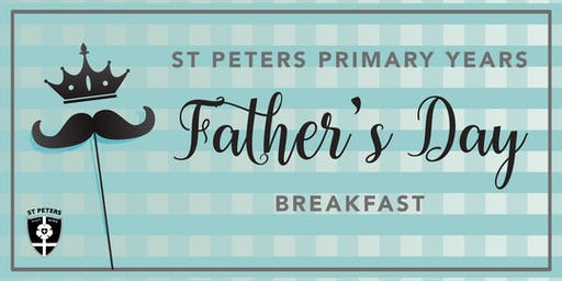 Primary Years Father's Day Breakfast