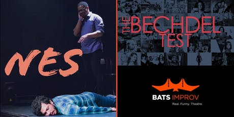 SFIF: NES AND BATS IMPROV: THE BECHDEL TEST tickets