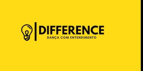 Workshop Difference Intensivo de dança ingressos