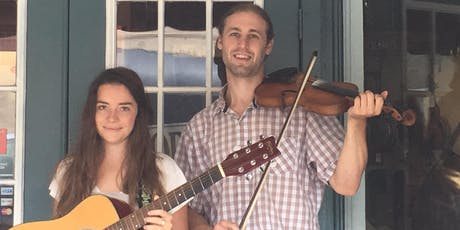 """""""Sunday Americana Listenin' & Brunch"""" Featuring the Front Porch Backsteppers tickets"""