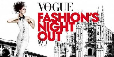 VOGUE FASHION NIGHT MILANO 2019 | Eventi & Cocktail Party