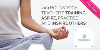200- Hour Hatha Yoga Teachers Training Course