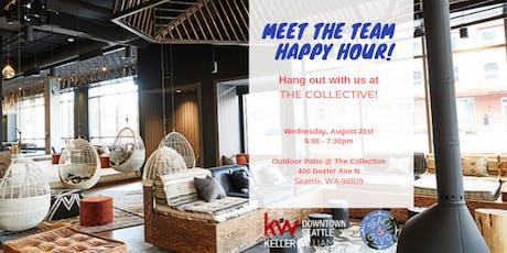 Meet the Team Happy Hour!! tickets