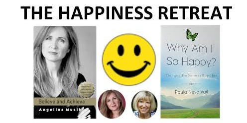 The Happiness Retreat with Paula Vail + Angelina Musik