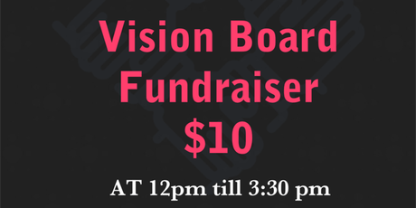 Stellar Youth Outreach Vision Board Fundraiser  tickets