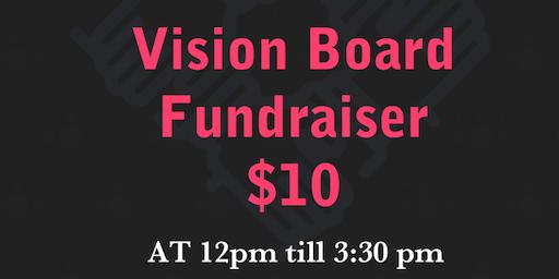 Stellar Youth Outreach Vision Board Fundraiser
