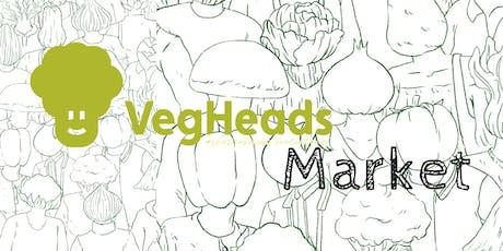 VegHeads Market 2019 tickets