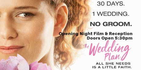 "Opening Night Film & Party Featuring ""The Wedding Plan""  JFFWCT tickets"