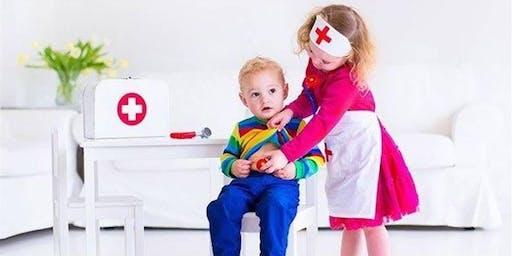 First Aid Class -  Children