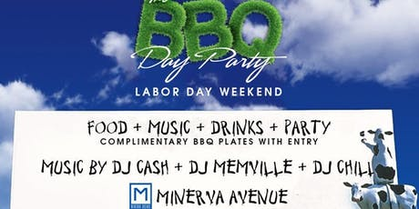 The BBQ Day Party tickets