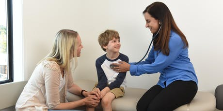 Learn the Latest on Food Allergy Treatment and Care,  Hosted by GGMG tickets