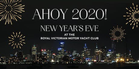 AHOY 2020! tickets