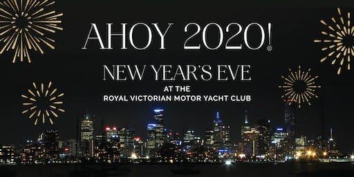 AHOY 2020!