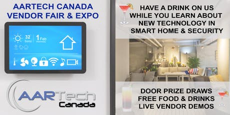 Aartech Vendor Fair Toronto tickets