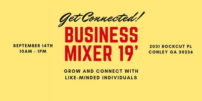 GWT Business Mixer 2019