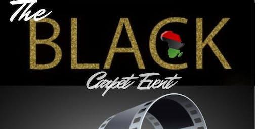 The Black Carpet Event