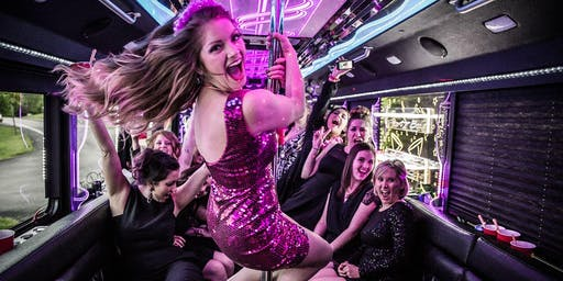 STUDIO 23 + LIMO + 2 hours open bar **ultimate PARTY package**