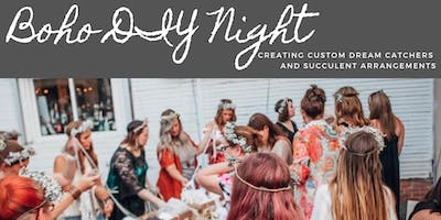 Boho DIY Night