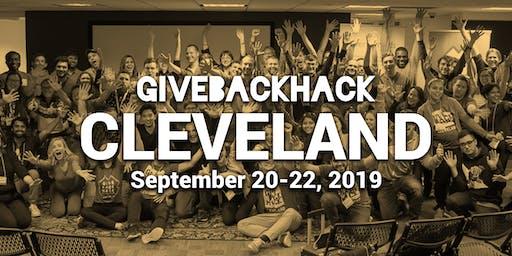 GiveBackHack Cleveland 2019