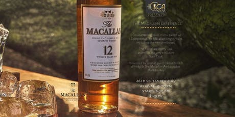 The Macallan Experience tickets
