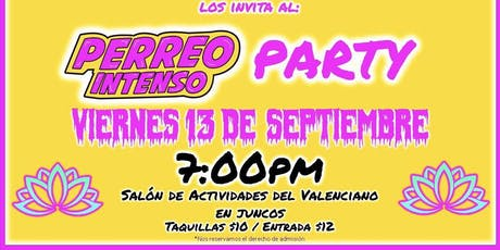 El Party de Kassia - Perreo Intenso tickets