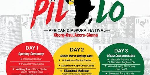 Pilolo African Diaspora Festival