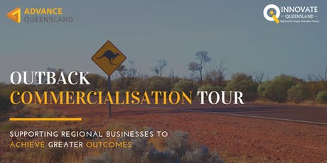 Innovate Queensland's Outback Commercialisation Tour tickets