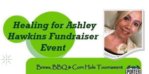 Healing for Ashley Hawkins Corn Hole Tournament