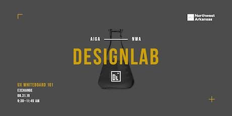 DesignLab: UX Whiteboard 101 tickets
