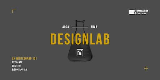 DesignLab: UX Whiteboard 101