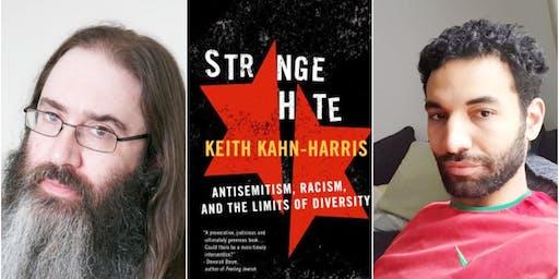 Strange Hate with author Keith Kahn-Harris and Osama Filali Naji