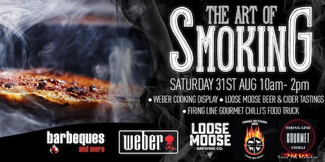 The Art of Smoking & BBQ tickets