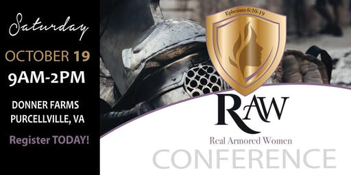 RAW (Real Armored Women) Conference