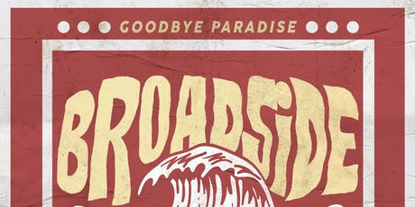 Broadside at Skylark Social Club tickets