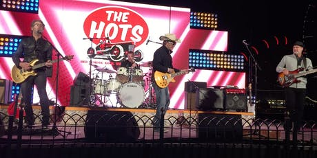The Hots Return To Coyote Sonoma tickets