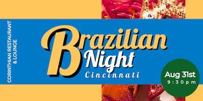 Brazilian Night  Cincinnati